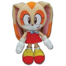 Sonic The Hedgehog Cream The Rabbit Plush