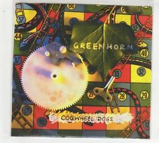 (GP917) Greenhorn, Cogwheel Dogs - 2009 DJ CD