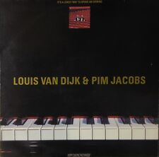 Louis Van Dyke/Pim Jacobs-It's A Lovely Way To Spend An Evening-Keytone 738