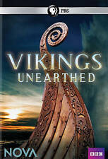 NOVA: Vikings Unearthed DVD NTSC, Widescreen, Color