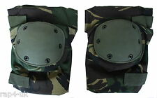 Heavy Duty Night Crawler Tactical Knee Pads British DPM [FV7]