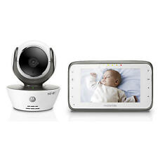 Motorola MBP854 Connect Wifi HD Digital Video Baby Monitor with free HUBBLE APP