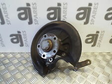VW GOLF MK5 ESTATE SE TDI DPF 2008 PASSENGER SIDE REAR HUB AND BEARING WITH ABS