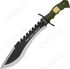 """United Cutlery United Cutlery USMC HCC Kukri Bowie With Sheath 16.5"""", UC3011 NEW"""