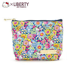 LIBERTY X Hello Kitty Tissue Pouch Navy ❤ Sanrio Japan