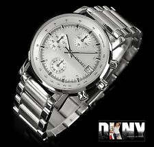 DKNY LADIE'S CRYSTAL LUXURY DRESS CHRONOGRAPH WATCH NY4331