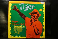 Tiger - Reggae Dance Hall Sensation