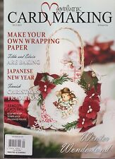 MAGNOLIA INK MAGAZINE #5 2014, CARD MAKING.