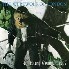 The Werewolf of London New CD