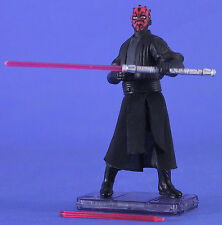 Star Wars episodio 1 Suelto Darth Maul Sith Lord muy raro en perfecto estado. C-10+