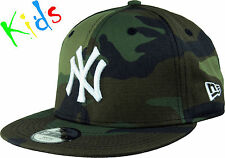 NY Yankees New Era 950 MLB League Essential Kids Snapback Cap (Age 5 - 10 Years)