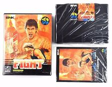 Burning Fight NeoGeo SNK AES Japon