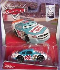 CARS - PONCHY WIPEOUT alias BUMPER SAVE - Mattel Disney Pixar