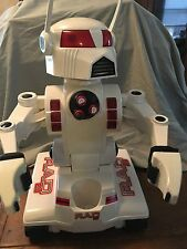 Robot Toy Rad 2.0 For Parts Or Repair No Remote No Battery