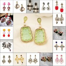 Grossiste Revendeur Vente en Gros Lot de 17 Boucles d`Oreilles CLIPS Fashion