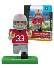 JAMES LAURINAITIS #33 OHIO STATE BUCKEYES OYO MINIFIGURE BRAND NEW
