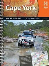 NEW Cape York  By Hema Maps Australia Spiral Ringed Book Free Shipping