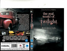 The Real World of Twilight:Destination Forks-2010-Documentary- Movie-DVD