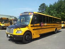 2008 Freightliner Thomas School Bus Cat C7 Automatic 77 Passenger Diesel