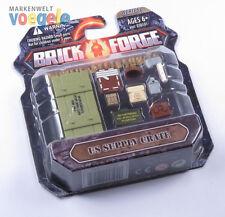 Custom Brick Forge WW2 Set USA Versorgungs Pattuglia per p.es. LEGO Figure