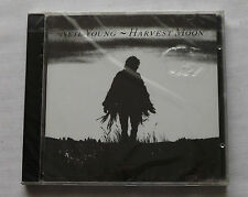 Neil YOUNG Harvest moon GERMANY CD REPRISE 9362-45057-2 (1992) SEALED
