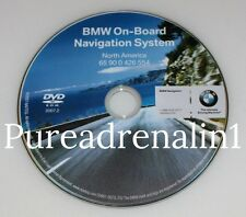 2003 BMW 525i 530i 540i M SPORT PACKAGE SEDAN NAVIGATION MAP CD DVD US CANADA
