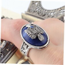 Vintage Movie Vampire Damon Protection Sun Family Art Rings Cosplay Ring BY