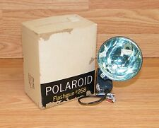 Polaroid (268) Flashgun w/ Box for Polaroid Automatic Color Pack Cameras *READ*