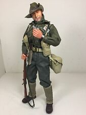 1/6 BBI AUSTRALIAN JUNGLE INFANTRYMAN LEE ENFIELD FULL GEAR WW2 DRAGON DID