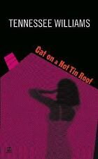 Cat on a Hot Tin Roof-ExLibrary