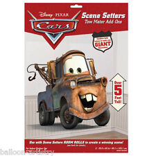 Disney Cars Scene Setter Add on's Party TOW MATER Wall Decoration