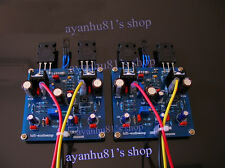 2X Class AB 60W Push-pull Stereo Audio Power Amplifier DIY Kits BASED ON DX-AMP