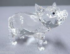 PIGLET CRYSTAL PIG 2013 SWAROVSKI RETIRED #5004707