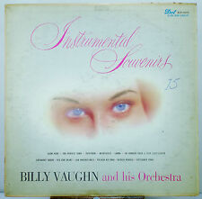 "12"" 33 RPM MONO LP - DOT DLP-3045 - BILLY VAUGHN - INSTRUMENTAL SOUVENIRS (1957)"