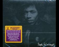 JIMI HENDRIX PEOPLE, HELL AND ANGELS CD NUOVO SIGILLATO !!