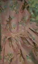 Cute handmade baby pink bambi deer bunny dress for small dogs