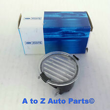 NEW Ford,Lincoln Rear View Mirror Puddle Light Lamp Housing W/Lens & Bulb, OEM