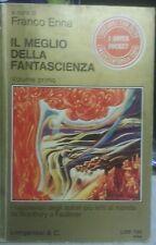 FRANCO ENNA IL MEGLIO DELLA FANTASCIENZA 1°LONGANESI LIBRI SUPER POCKET 184 1974