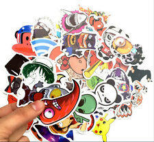 JDM 50pcs sticker bombing sticker bomb decal Euro Style Drift Laptop Car Sticker