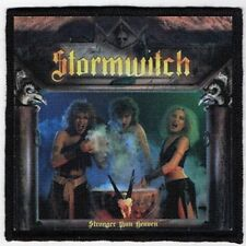 STORMWITCH PATCH / SPEED-THRASH-BLACK-DEATH METAL