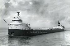 Poster Print: 24 x 36: Hi Res: SS Edmund Fitzgerald On The Lakes Early Days 1965