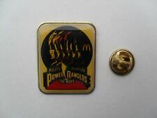 Video Game POWER RANGERS McDonalds USA MADE Vintage Promo METAL PIN BADGE Pins