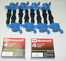 Ford Mustang 4.6L 2005-2008  8XCOILS BLUE 511 +8X MOTORCRAFT PLUGS SP515