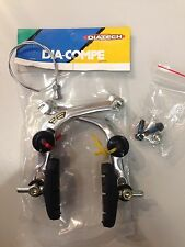 NEW! AD990 BMX Brake Dia Compe 990 Freestyle U-Brake, Silver Midschool NOS