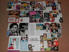 55+ BETH DITTO Magazine Clippings