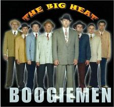 BIG HEAT Boogiemen CD - Brand New  - Swing Jive - Rhythm & Blues - Jump Blues