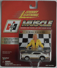 Johnny Lightning - ´69 / 1969 Hurst Olds Oldsmobile 442 weiß Neu/OVP