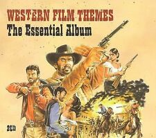Western Film Themes: The Essential Album by Various Artists (CD, Apr-2006, 2...