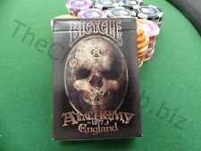 Bicycle Playing Cards Texas Hold'em Poker Alchemy Anne Stokes Free Shipping V2