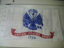 """ARMY 3'X5' FLAG """"US ARMY"""" 100% POLYESTER SOLD BY A VIETNAM VET"""